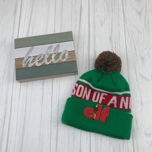 💖3 for $20!💖 Elf (the movie) Beanie